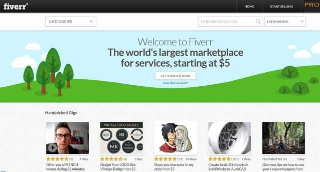 Fiverr promo code-Fiverr中国 Fiverr中文 Fiverr网站官网 Fiverr中国版